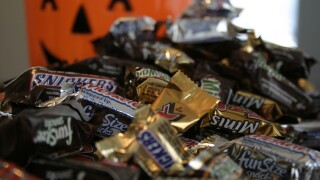 Got extra Halloween candy? Send it to veterans and troops overseas
