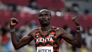 Kenya's Ferguson Rotich through to 800m final with fastest time