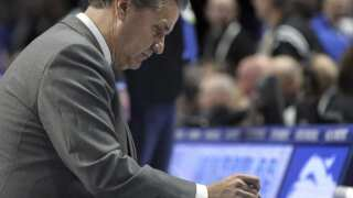 Coach Calipari's Comments Following Win Over Mississippi State