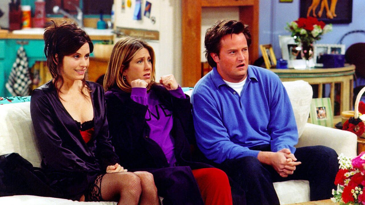 Jennifer Aniston continues to tease potential 'Friends' reunion