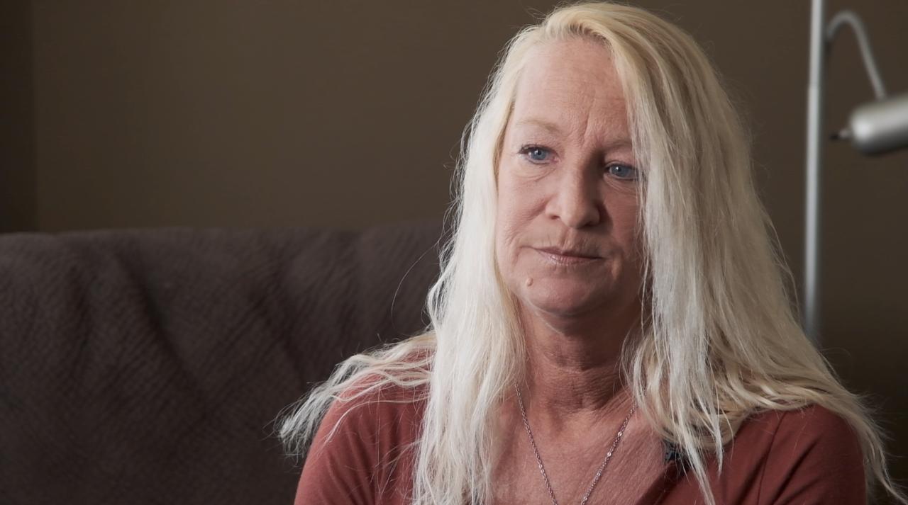 Denise Williams says cyber criminals stole her unemployment benefits.