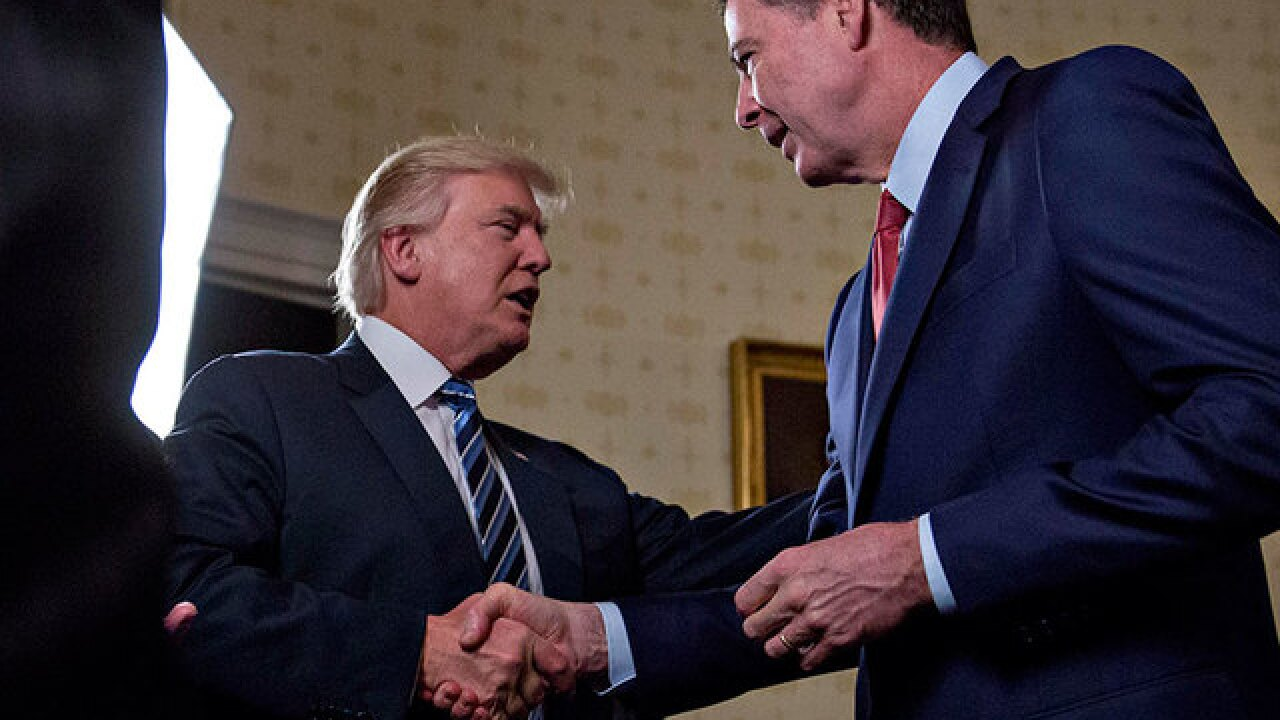 DC Daily: Trump responds to Comey testimony as fallout continues