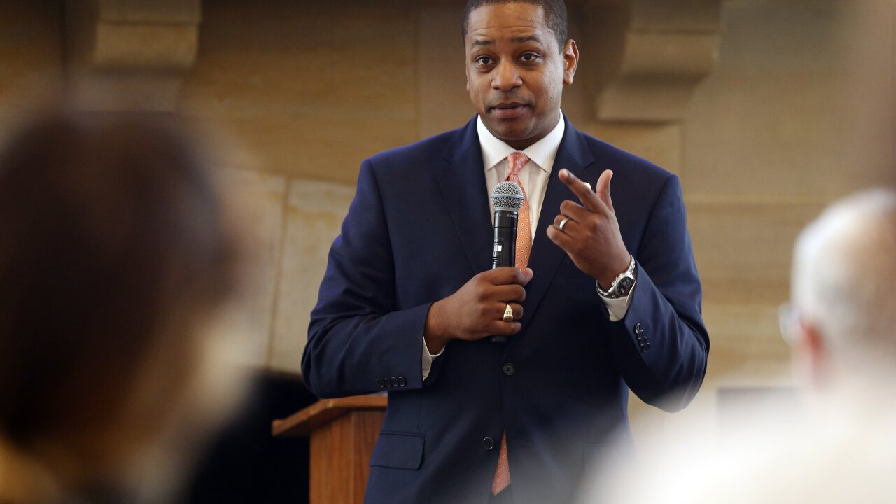 Justin Fairfax: Virginia Lt. Gov. compares his accusations of sexual assault to lynchings
