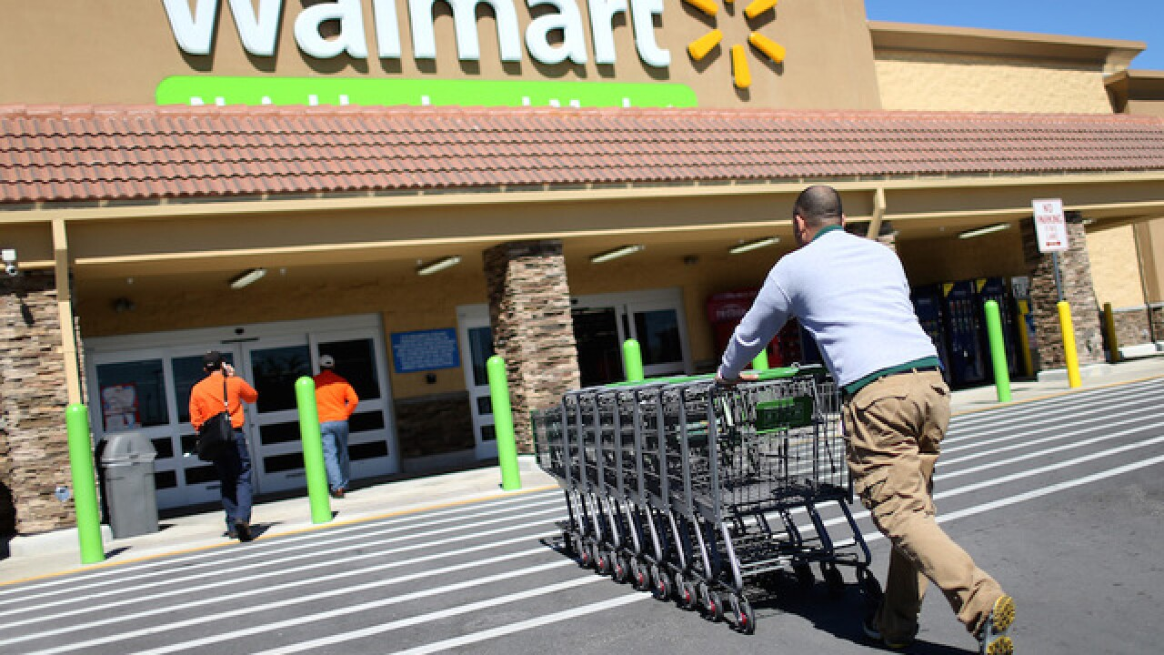 Walmart expands its online grocery ordering service