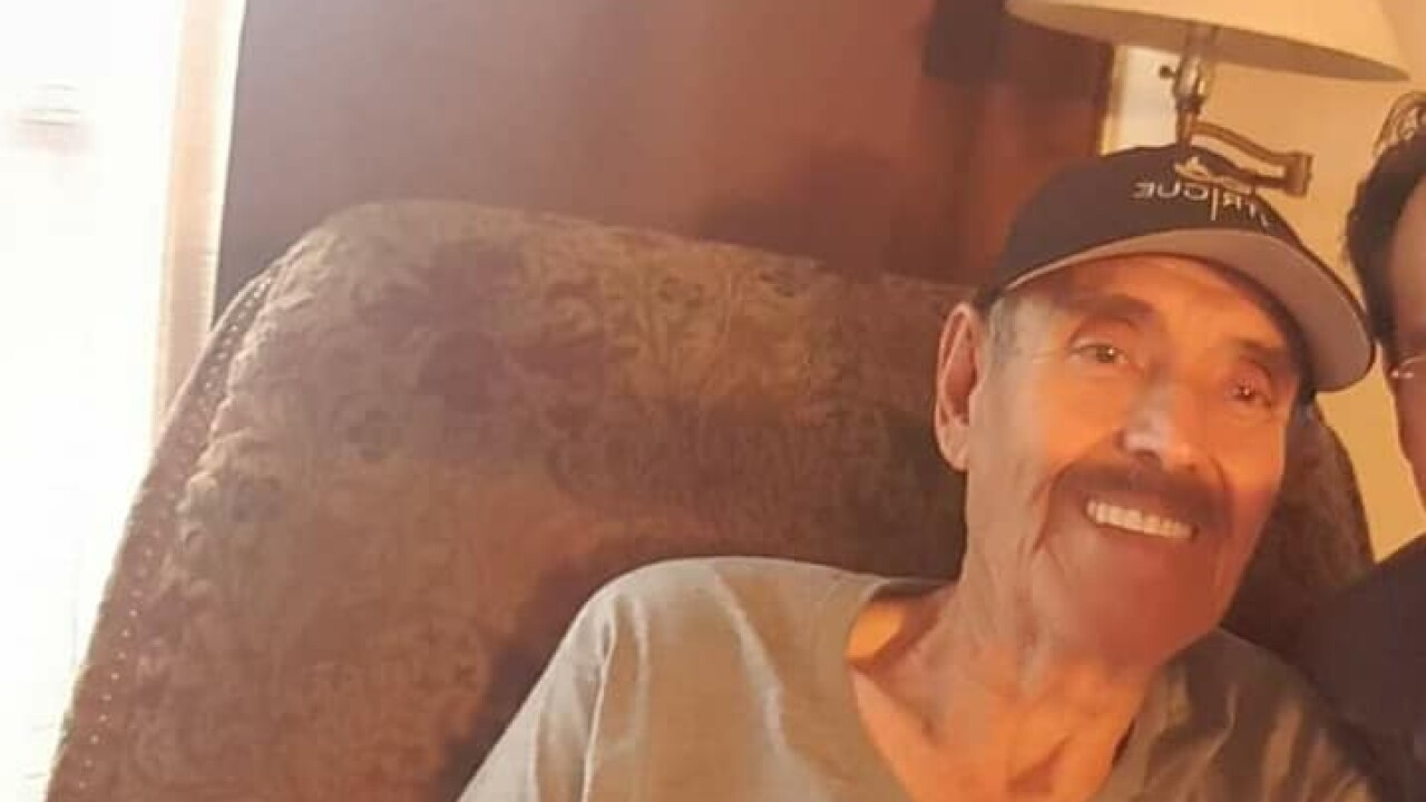 Marana Police search for missing, vulnerable 79-year-old man