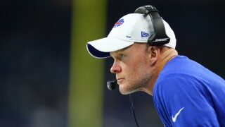 Sean McDermott addresses Giants win and upcoming matchup with Bengals
