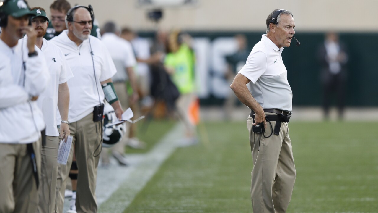 Mark_Dantonio_Tulsa v Michigan State
