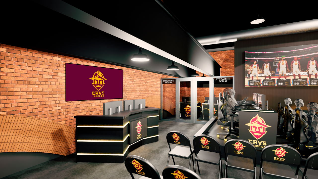 Cavs Legion Gaming Club creating Esports Center in Battery Park