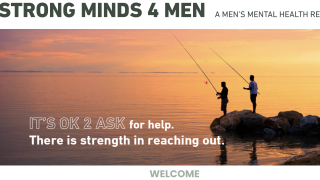 Strong Minds 4 Men