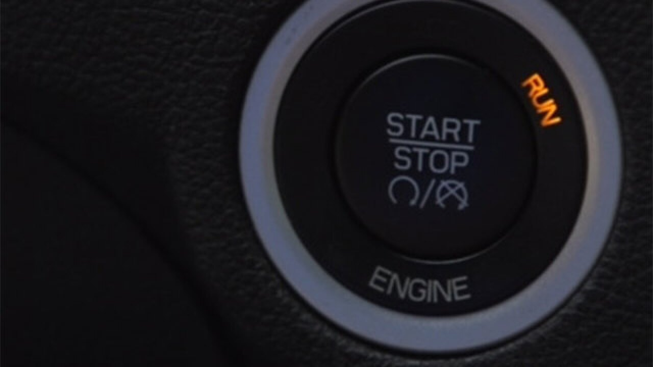 Carbon monoxide deaths linked to cars with keyless ignition on the rise