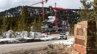 Construction site in Big Sky generates more than 100 COVID-19 cases