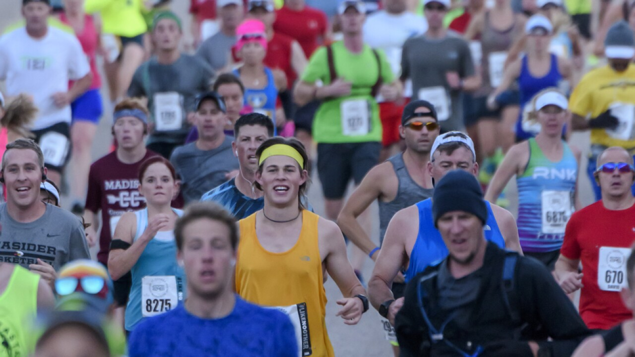 File Photo: St. George Marathon
