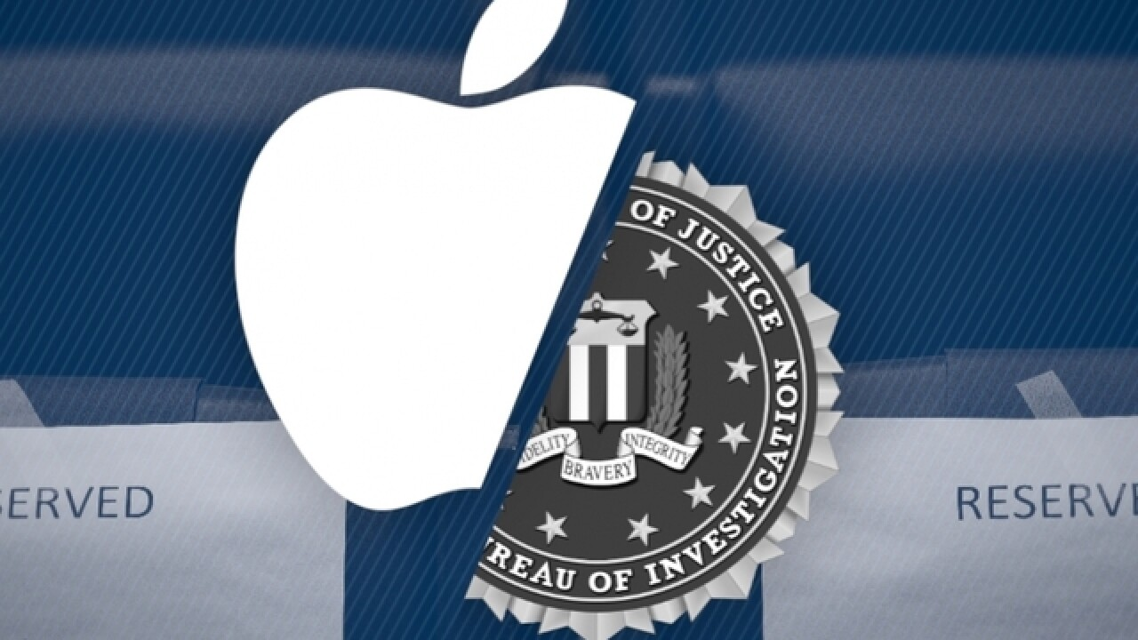 FBI thinks it may have a way to unlock iPhone