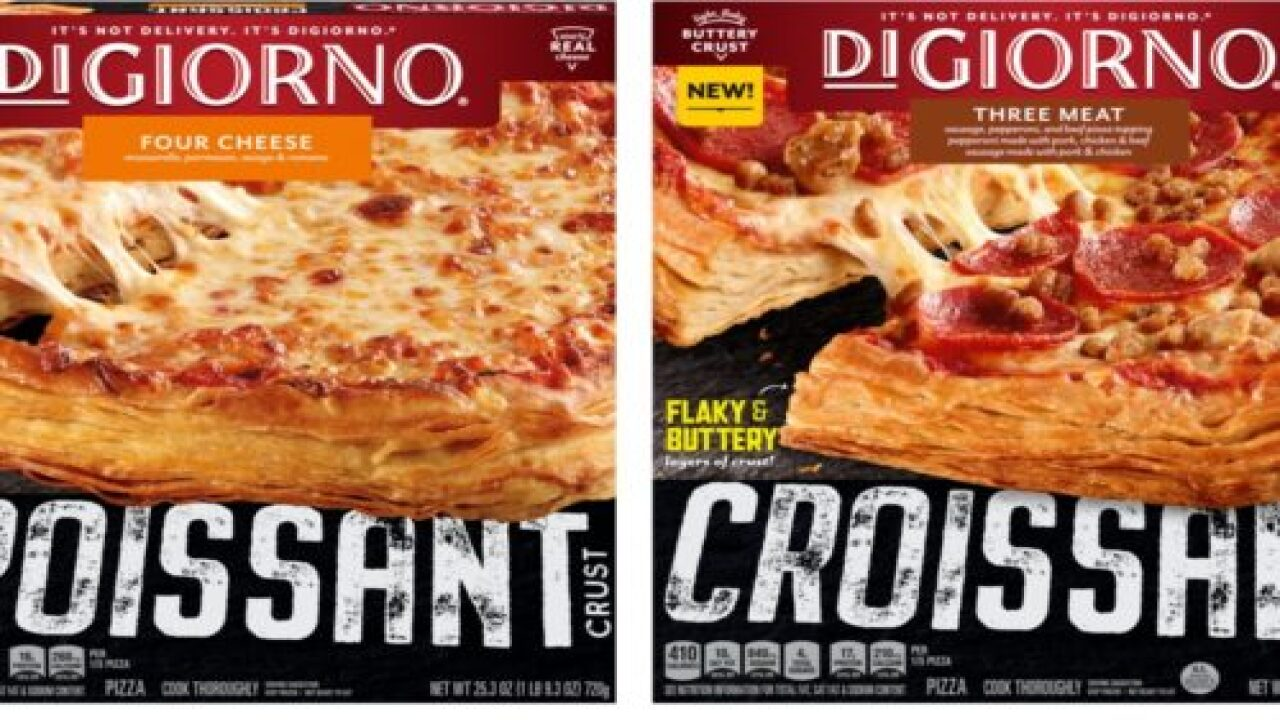 DiGiorno Is Debuting A New Pizza With Crust Made Of Croissant