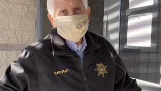 Sheriff Tony Estrada