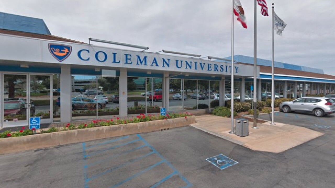 Efforts pick up to help Coleman University students
