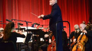 John Williams conducting Indianapolis Symphony Orchestra in Feb. concert