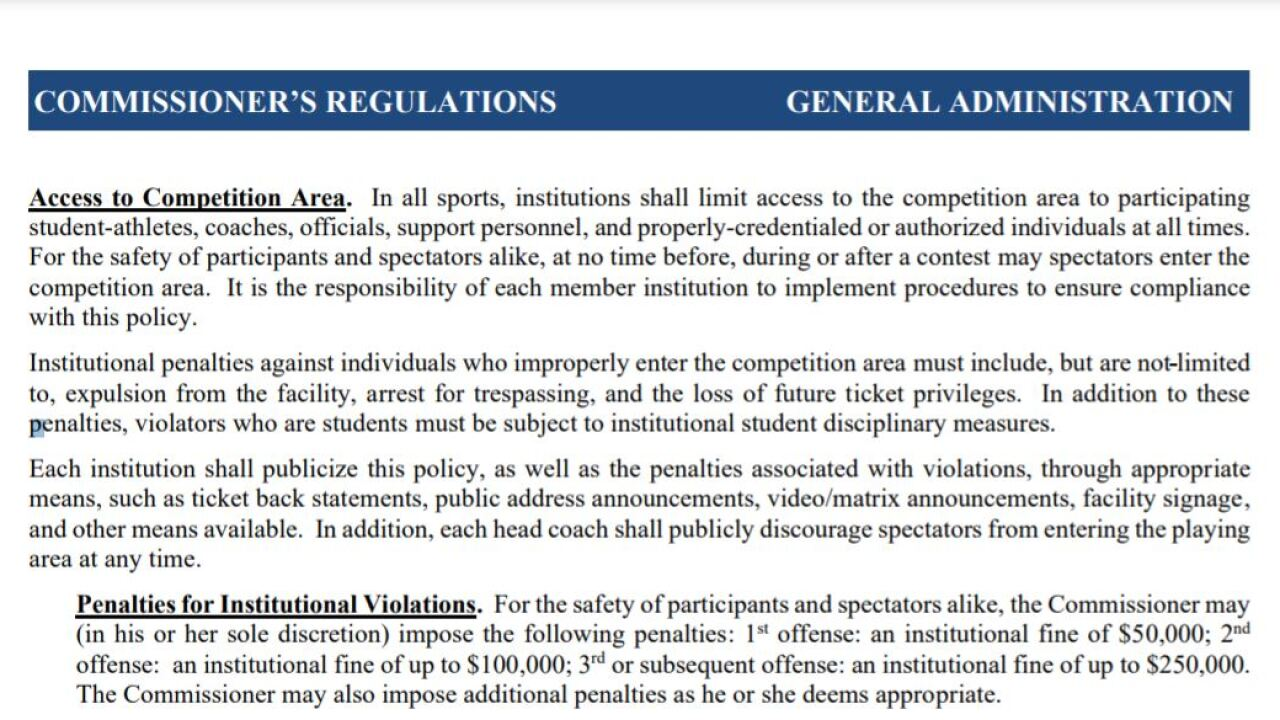 SEC access to competition area policy.JPG