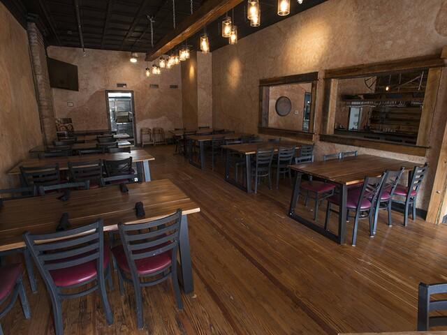 Inside the Bourbon SmokeHouse