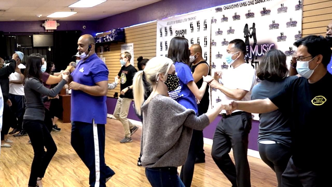 Hispanic Heritage Month: KTNV looks into the history of Latin dance