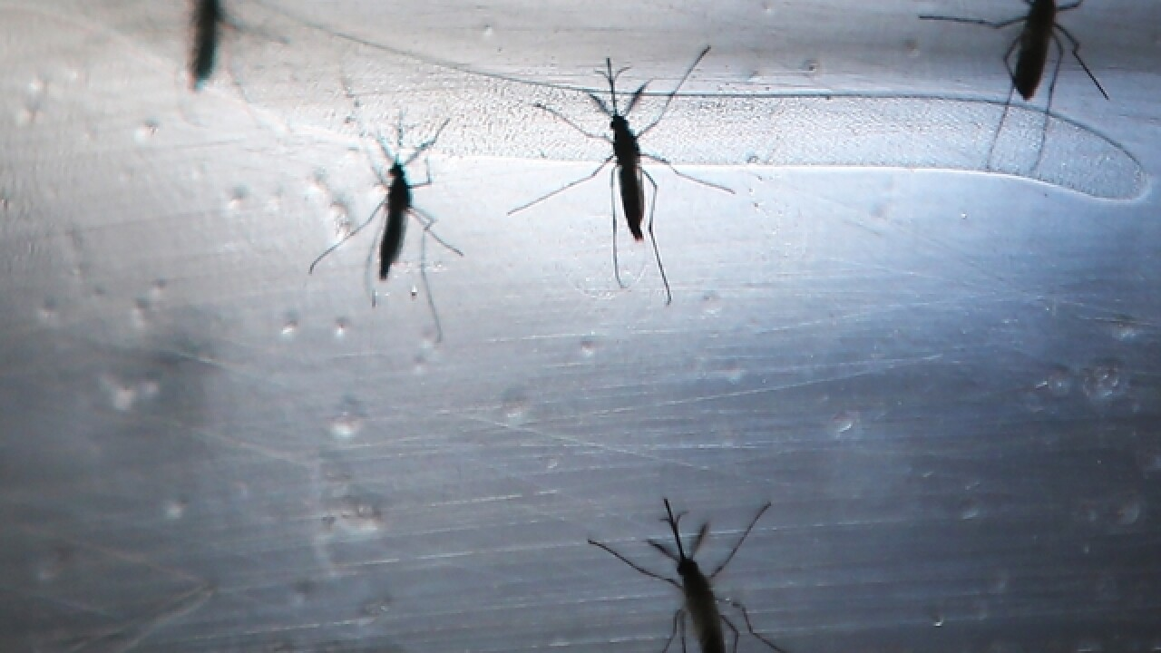 Warning to Congress: Zika money running out