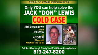 $100K reward offered for info on disappearance of Don Lewis, man featured in 'Tiger King'