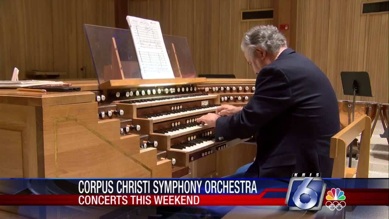 Maestro Hector Guzman will be featured during Corpus Christi Symphony Orchestra concerts