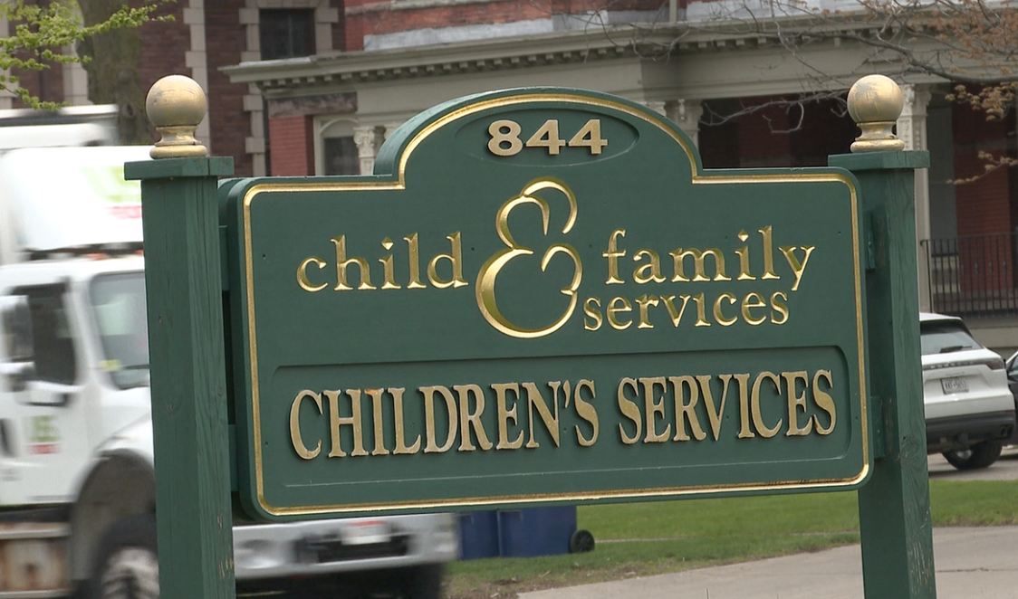 Child and Family Services is home to children ages newborn to 18 currently