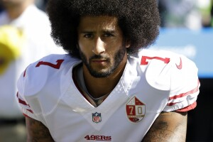 Navy launches investigation after videos show Kaepernick 'target' being attacked by dogs