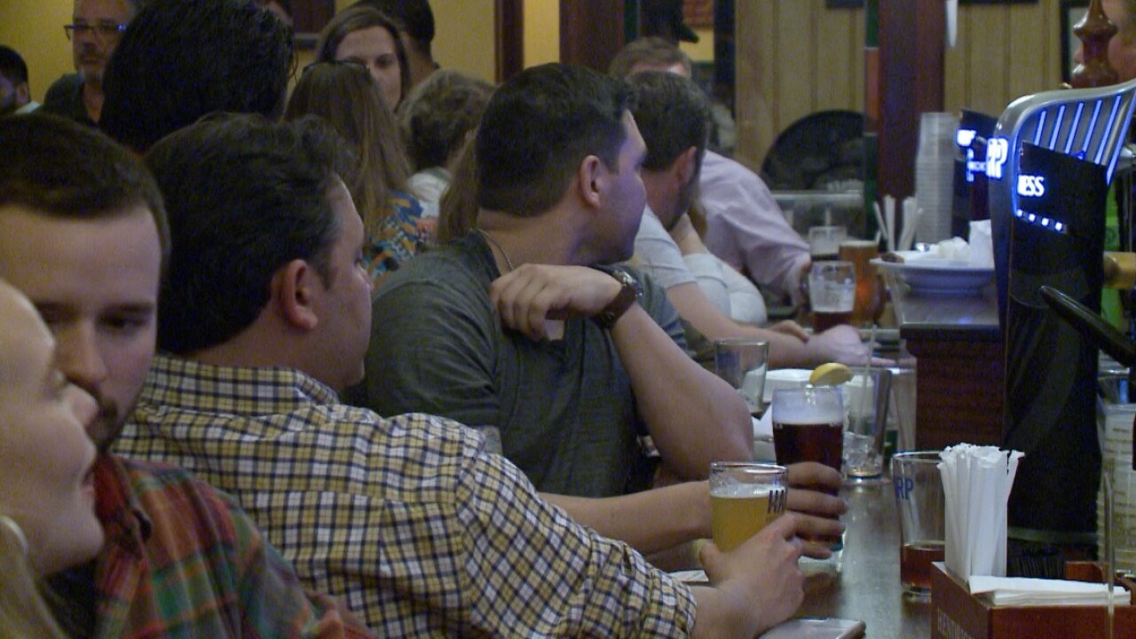 Local law enforcement steps up to keep communities safe during St. Patrick's Dayweekend