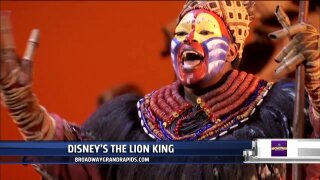"Meet the actors of Disney's ""The Lion King"" musical"