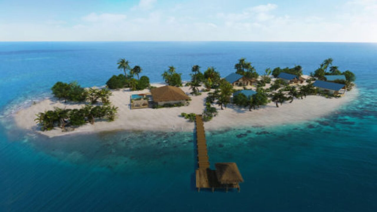 Rent This Entire Private Island Near Belize For You And 9 Of Your Closest Friends