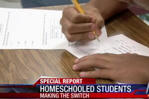 Chelsea Torres special report on Homeschool - part two