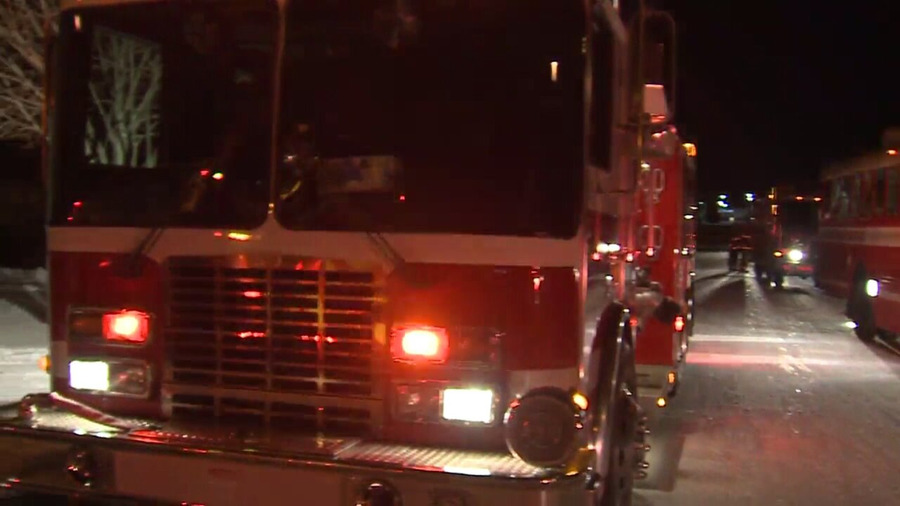 Fire in Portage basement extinguished