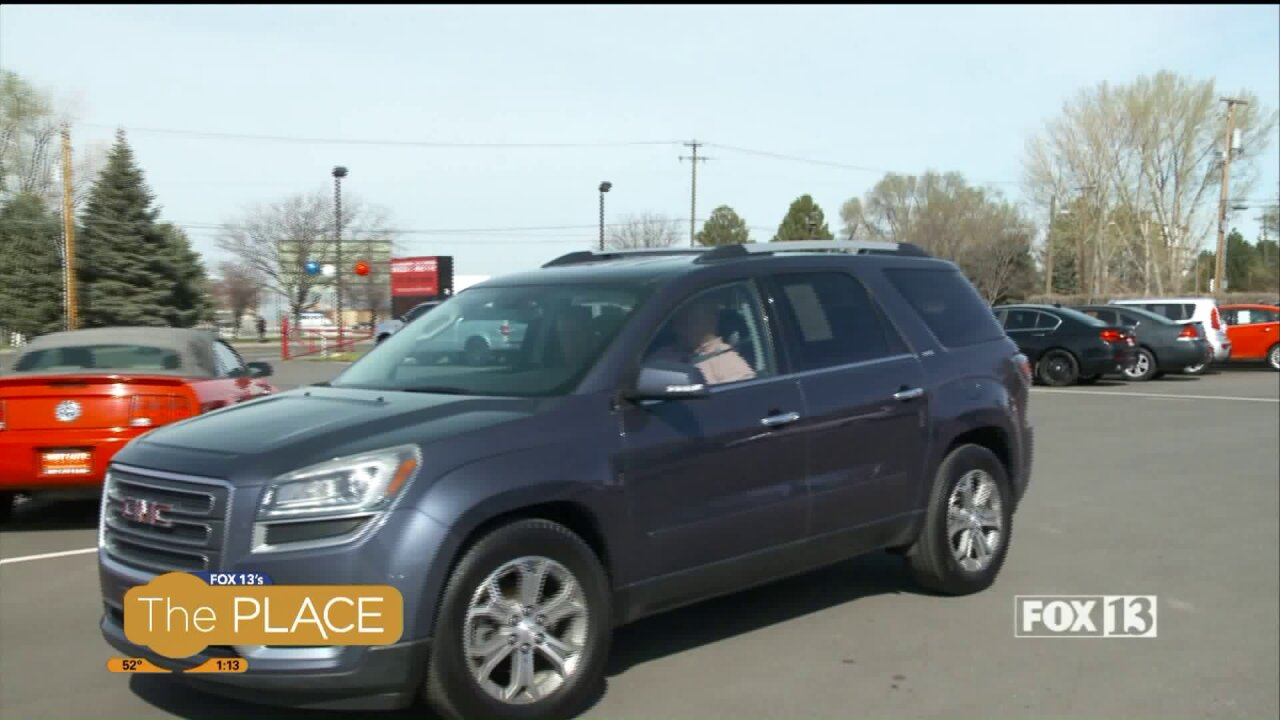 Test Drive Tuesday: 2013 GMC Acadia