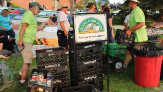 Symphony Under the Stars brings in more than 18,000 pounds of food for Helena Food Share