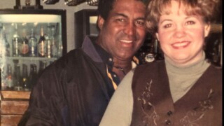 Isiah and Peggy Robertson