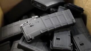 large-capacity magazines guns