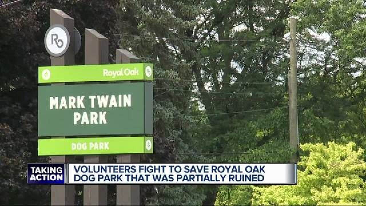 Plans to replace Mark Twain woods with condos