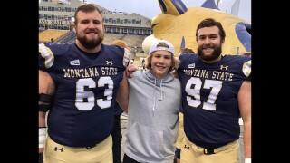 Mitch, Paul and Wilson Brott