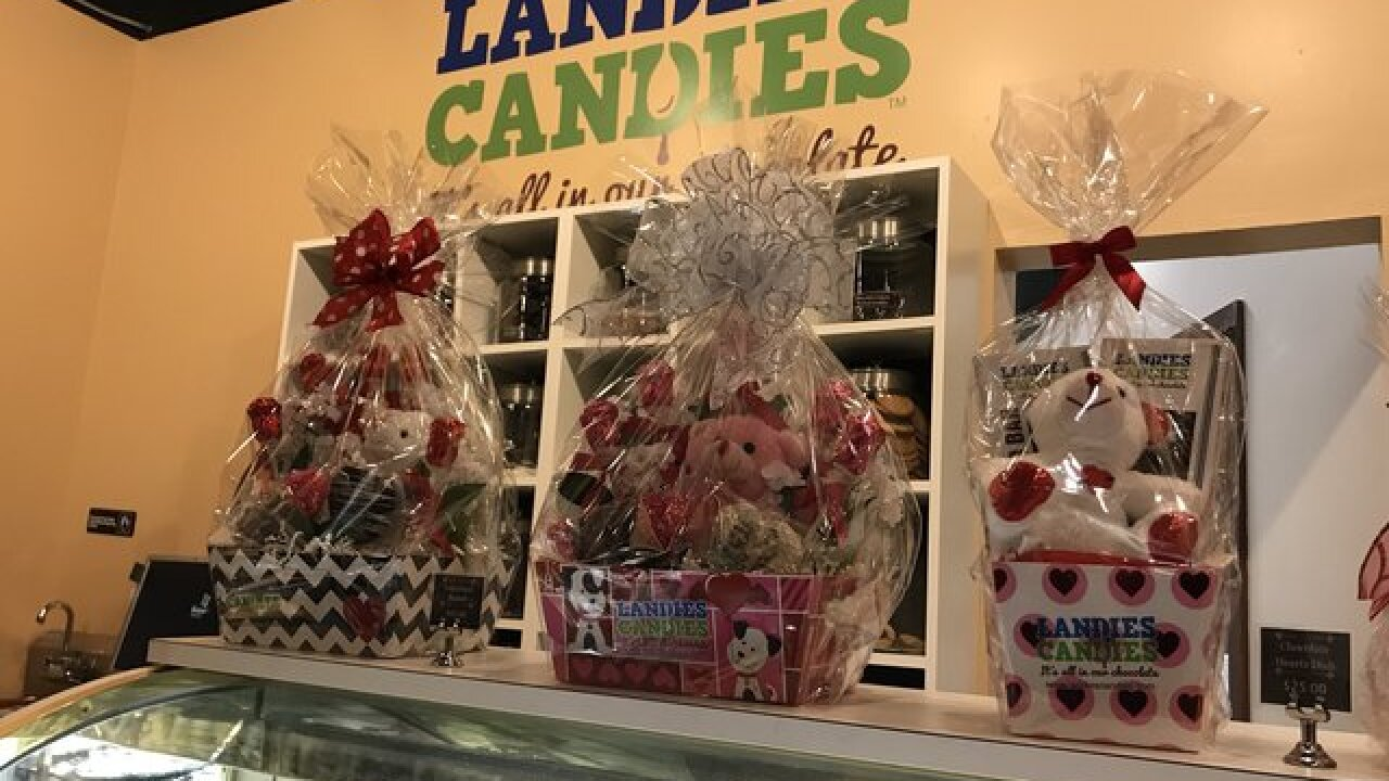 Local candy store sees Valentine's sales boom