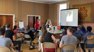 """Bacteria Bazaar"" workshops teach about food fermentation"