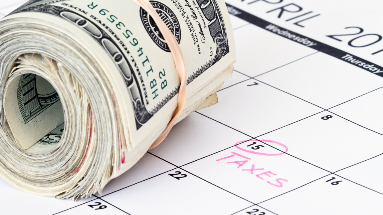 Taking action for your money: Why April 15th isn't always the best deadline for tax planning