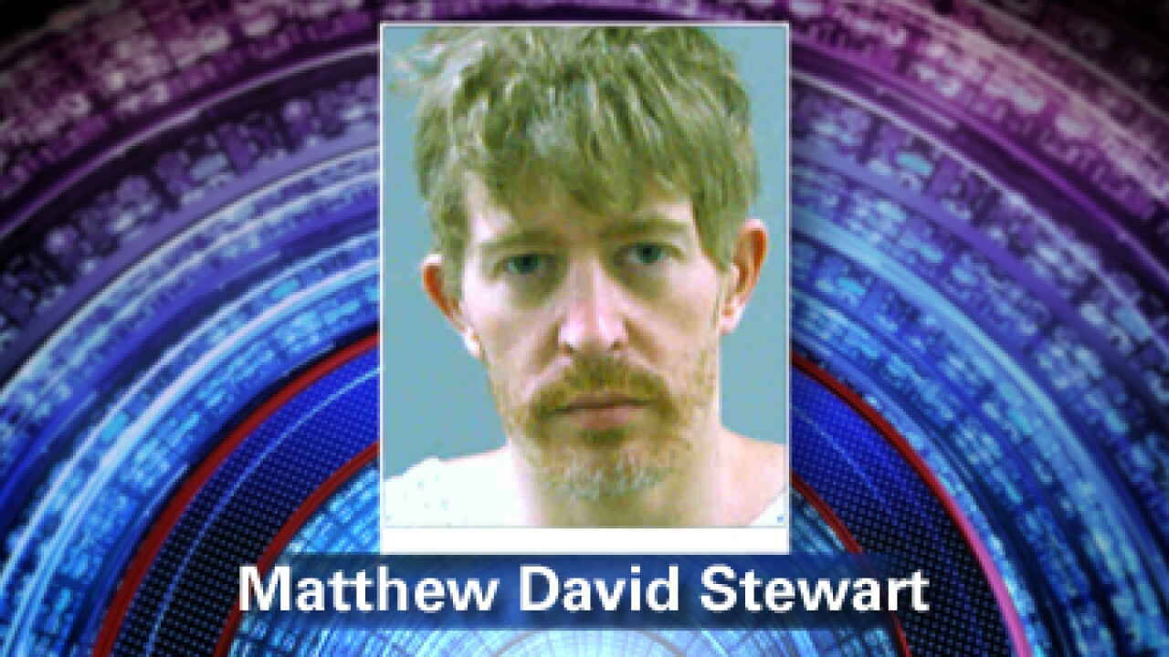 Accused cop-killer Stewart hospitalized, court hearings delayed