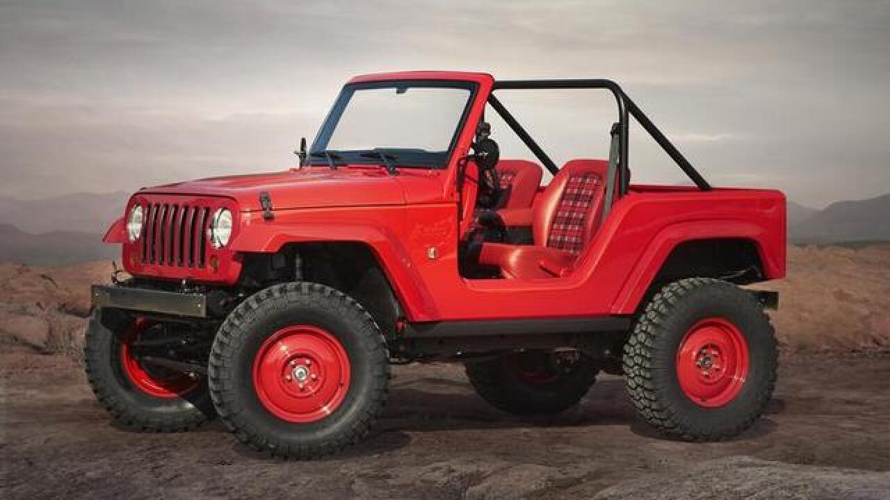 View 2020 Jeep Trailcat