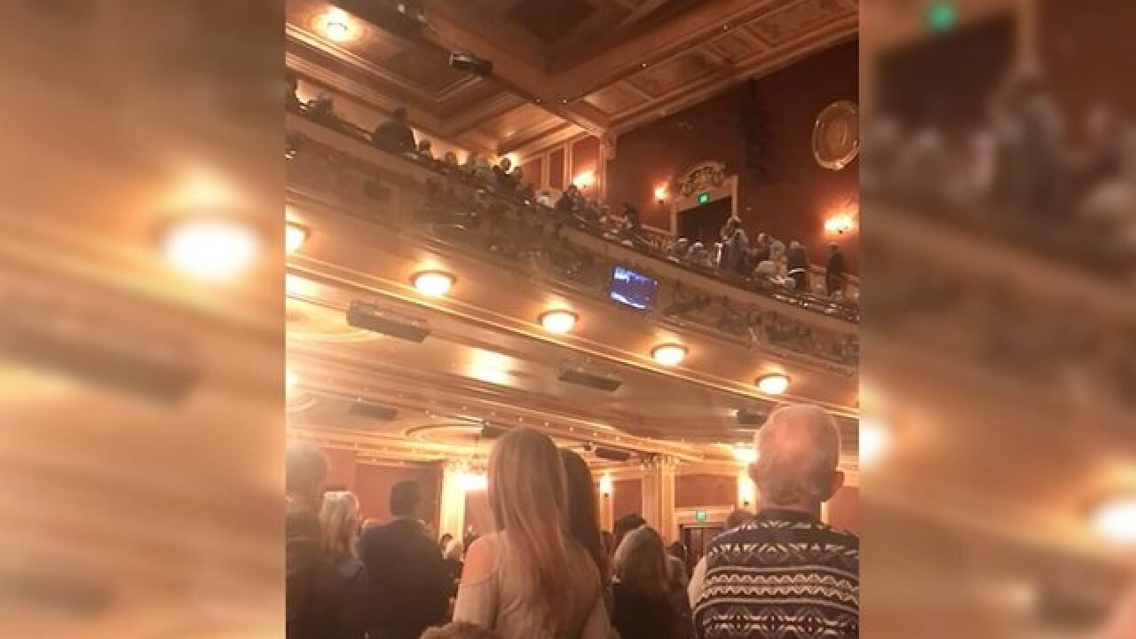 Man apologizes for yelling 'Heil Hitler! Heil Trump!' during a performance of 'Fiddler on the Roof'