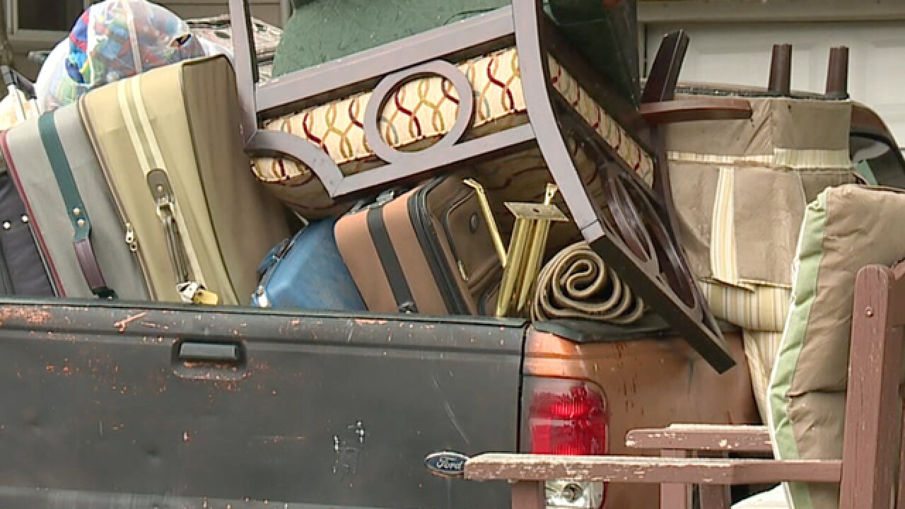 Garage sale goes on more than 18 months in Ohio