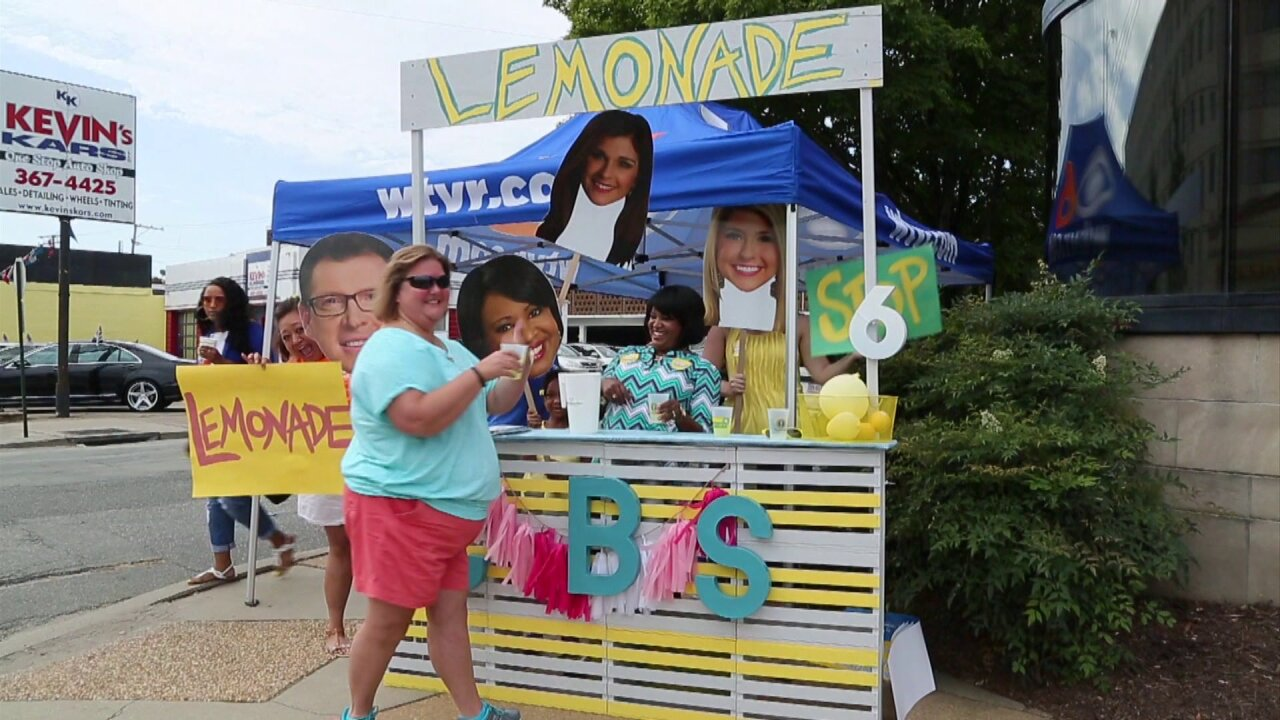 How you can help Anthem LemonAid fight childhood cancer! 🍋