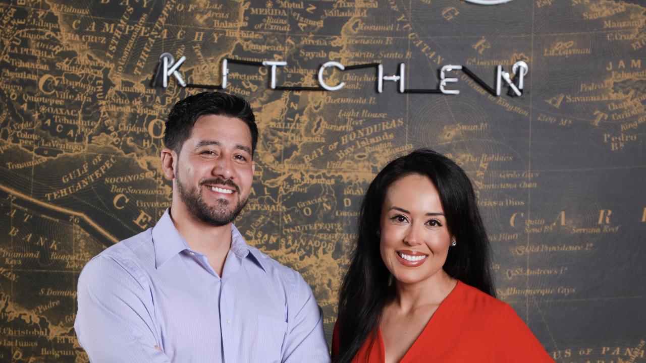 Jorge Cota and Meliza Miranda - Mochilero Kitchen