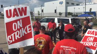 Kelly UAW strike